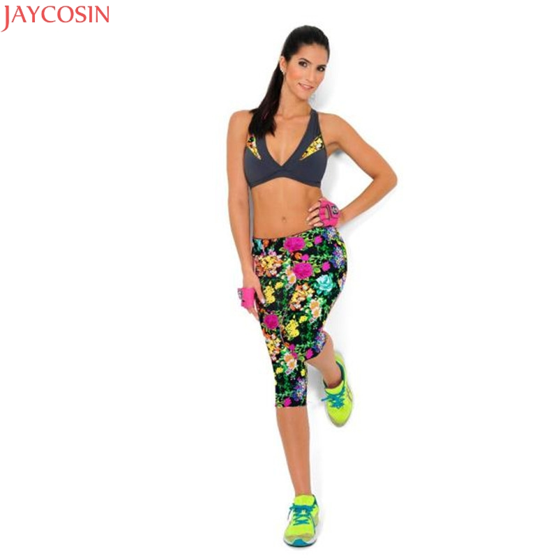 2018 Brand Hot Sales   Leggings   Mandala Mint Print Fitness   legging   High Elasticity Leggins Legins Trouser Pants for women