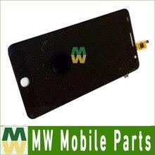1 pc/lot de alta calidad para alcatel one touch pop star 3g 5022 OT5022 5022d Pantalla LCD Y la Asamblea de Pantalla Táctil Negro Color
