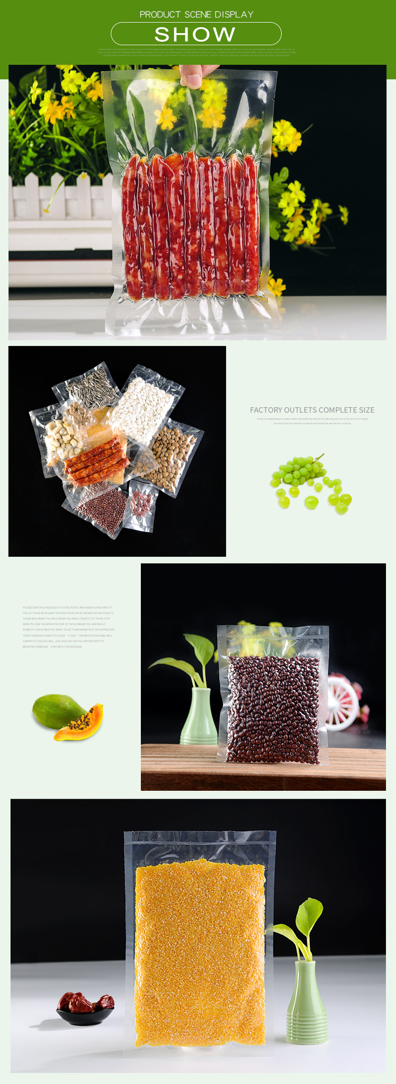 2 materials,Electronic product,Cosmetics,rice,snacks,grain (2)