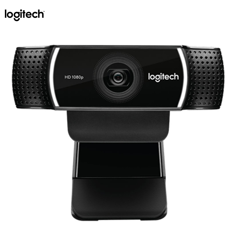 Original logitech C922 PRO autofocus built in microphone with full hd anchor webcam