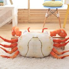 Crab Plush Pillow