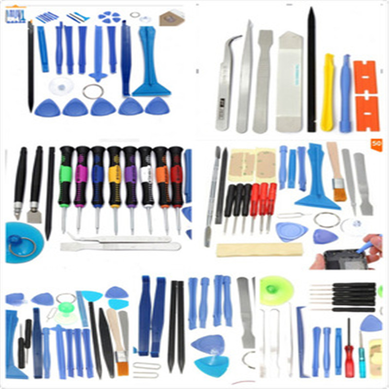 Mobile Phone Repair Tools Kit  9 Pc  15 Pc 17pc 22 Pc 25pc Repair Kit Open LCD Screen Tool Set For Cell Phone Mobile Tablet Tool