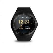 Usine 2G Smartwatch 1.22 pouces affichage complet sim unique nano sim Bluetooth SM01 montre intelligente sans caméra