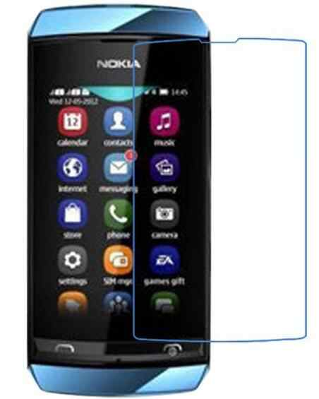 2pcslot high quality Protective film for Nokia Asha 311 Ultra transparent flim screen guard clear protective film new 311