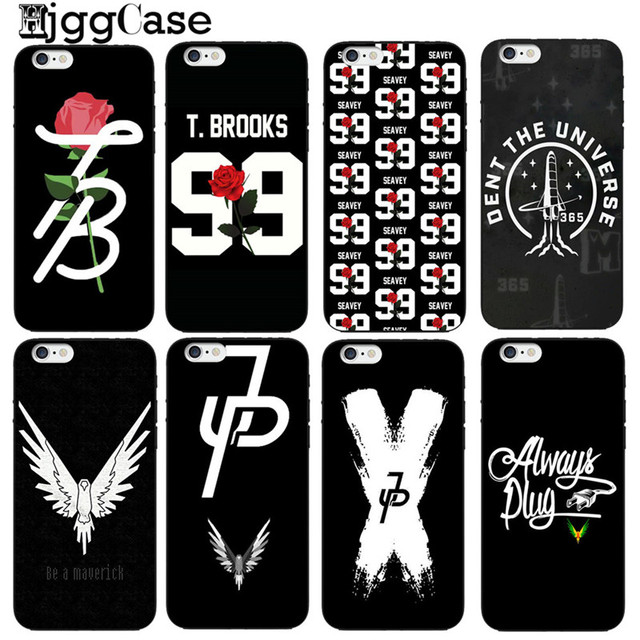 US $1 94 30% OFF|Youtube Celebrity Jake Paul Soft Silicone Phone Cases For  iPhone X 8 8Plus 7 6 6s Plus SE 5S Logan Paul Martinez Twins Cover Bag-in