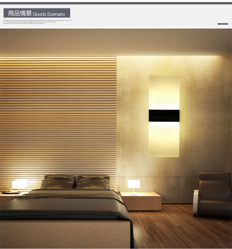 modern bedroom wall lamps abajur applique murale bathroom sconces home lighting led strip wall light fixtures bedroom wall lighting fixtures