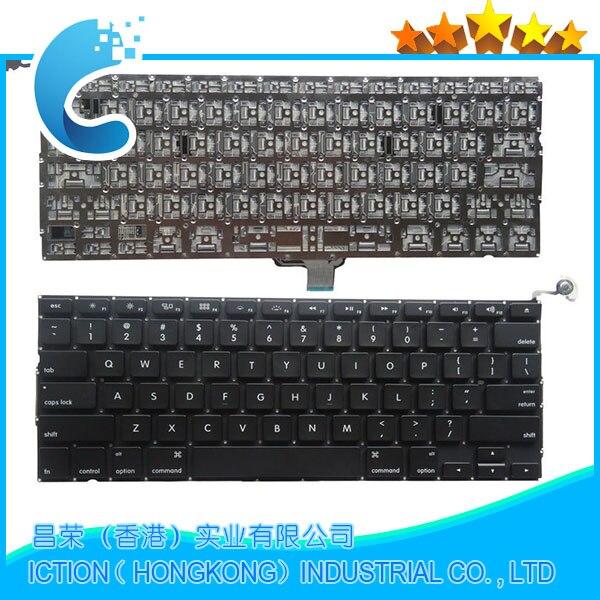 Brand NEW A1278 Keyboard US English for Apple Macbook Pro A1278 MC700 MB990 MC374 MB466 md313 md102 US Keyboard 2009-2012 year