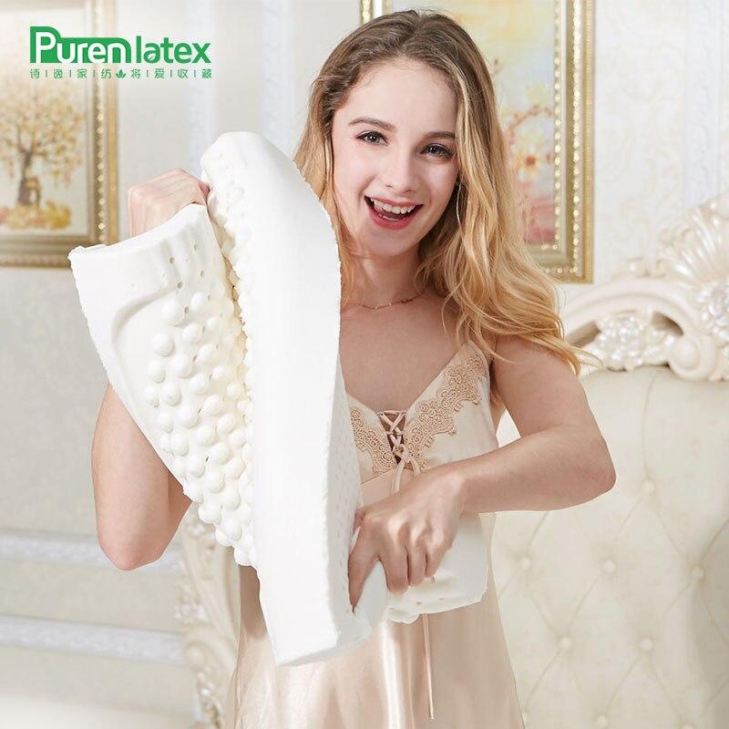 PurenLatex 60x40 Тайландски Чист Естествен - Домашен текстил - Снимка 3