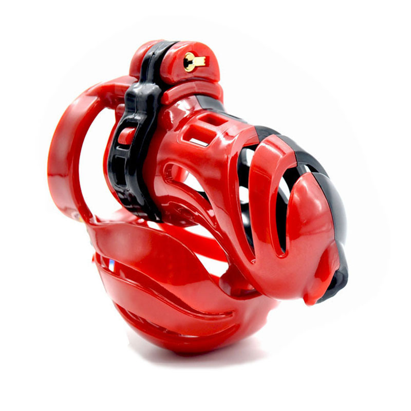 3D Design Male Chastity Device Ball Stretcher New Cock Cage Electric Shock Chastity Cages Penis Lock Cock Ring Adult Sex Toys 3d design male chastity device ball stretcher penis ring electro shock scrotum penis plug cage cock electric sex toys for men