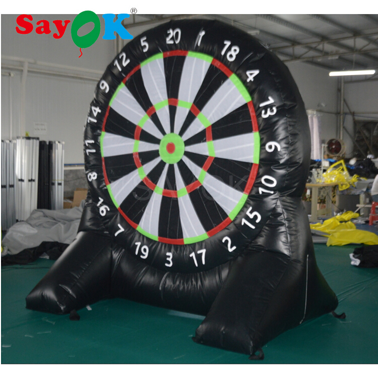 PVC Advertising Inflatable Dart Board Game with Shuttlecock Inflatable Dart for SalePVC Advertising Inflatable Dart Board Game with Shuttlecock Inflatable Dart for Sale