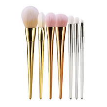 7Pcs makeup brush New Brand  Set High Techniques Professional  Brushes Set cosmetic brush free shipping