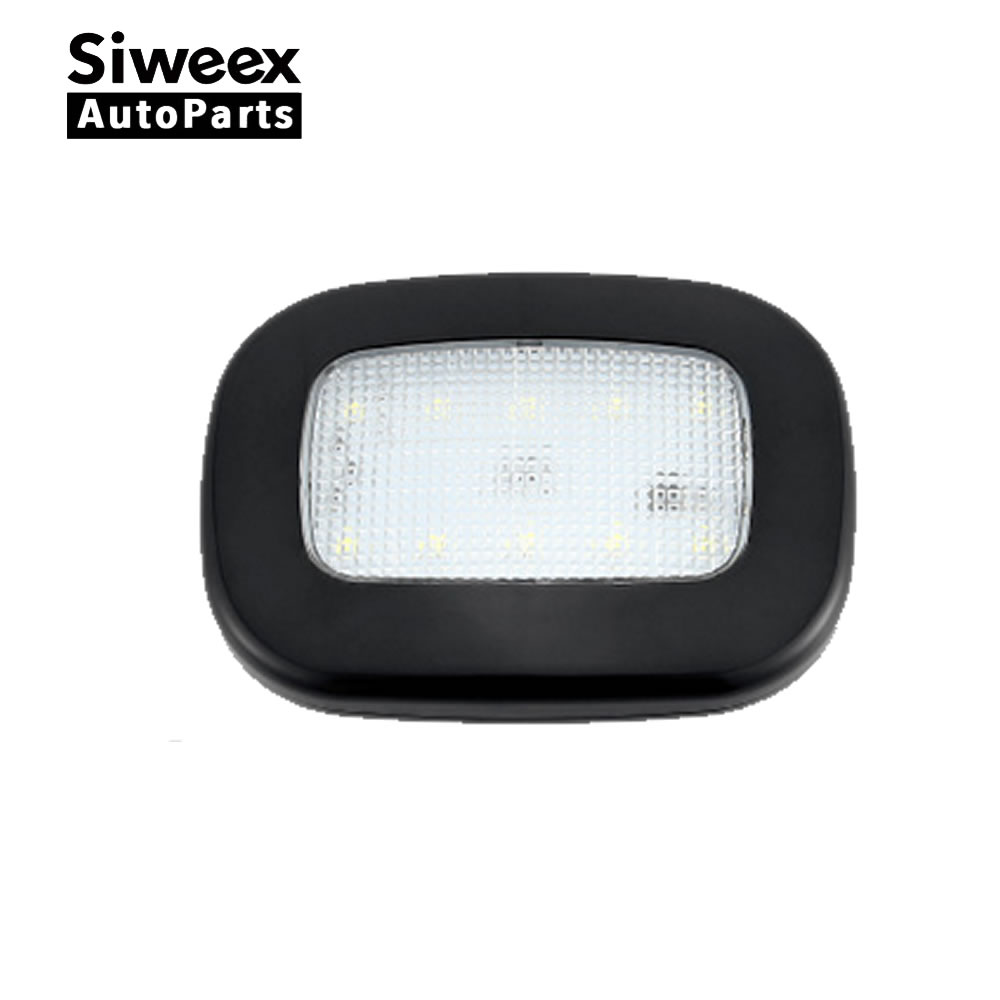 Interior Light LED Car Dome Light Roof Ceiling Lamp Bulb Car-styling Reading Light Refit Magnetic Suction Light Dual Color