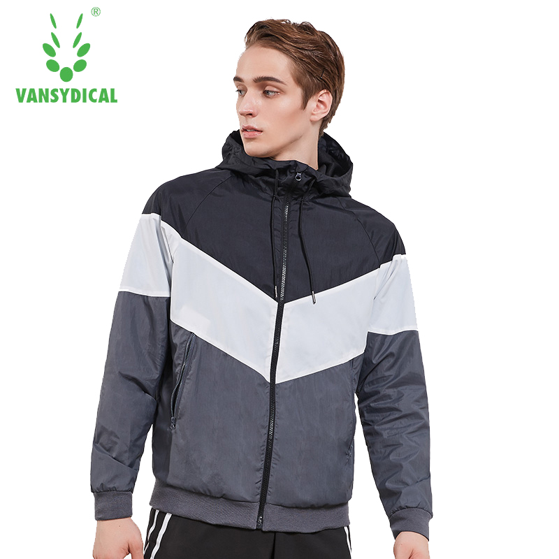 Keep Warm Men Running Jackets Cycling Clothes Full Zipper Outdoor Sports Coat Bike Bicycle Clothing Windproof