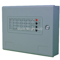 Free shipping 8 zone Fire Alarm Control Panel Non addressable Fire Control Panel fire alarm system