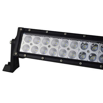 Auxtings 42inch 42\'\' 240w Staight led light bar Combo Flood Spot CE RoHS 40 inch offroad led work light bar 12v 24v waterproof