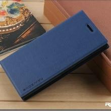 5 цветов модные флип кожаный чехол для Nokia Lumia 730 735 Оригинальные Подлинная Марка Телефон Case стенты крышка