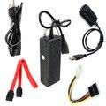 USB 2.0 para IDE SATA S-ATA 2.5 3.5 HD Disco Rígido HDD Adapter Converter