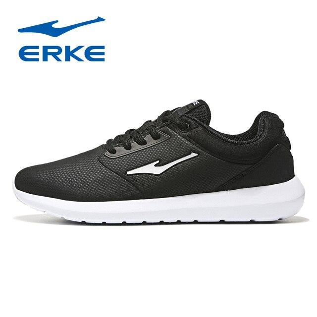 Ерке Демисезонный мужские кроссовки 9908 2018 Для мужчин кроссовки тенденции спортивная обувь для бега кросс-тренинга zapatillas hombre Депортива