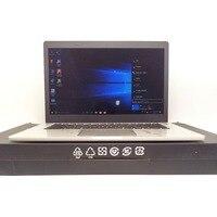 Full metal 14 pouce windows 10 6 GB 64 GB MEM ordinateur portable PC En-tel Celeron N3450 1.1 GHZ Quad Core WIFI HDMI WEBCAM Ultrabook