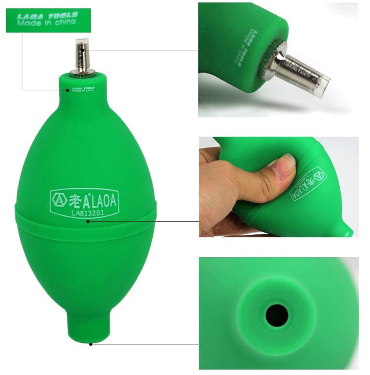 LAOA PVC-behållare Dammblåsare DSLR Luftblåsare Digital produkt - Verktygssatser - Foto 5