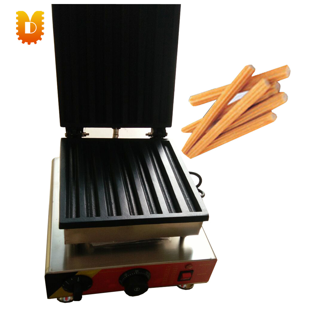 7PCS/TIME churro maker/churros machine/small stainless fired bread stick machine 12l electric automatic spain churros machine fried bread stick making machines spanish snacks latin fruit maker
