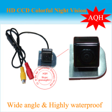 Full HD CCD Car rear view camera for Ford Focus 2012 waterproof night version free shipping