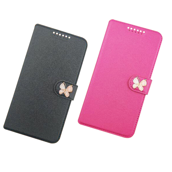 Luxury Flip PU Leather + Wallet <font><b>Cover</b></font> Case For Senseit T250 T300 A109 A200 <font><b>E510</b></font> E400 E500 Case Protective Phone Case image