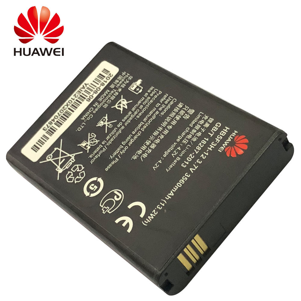 HB5F3H 3560mAh Huawei Battery E5372T E5775 4G LTE FDD Cat 4 WIFI Router HB5F3H-12
