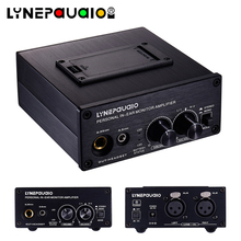 Headphone Amplifier Amplifier Instrument Drummer Headphone Monitor Amplifier XLR Balanced Signal Input XLR Mono Mixer