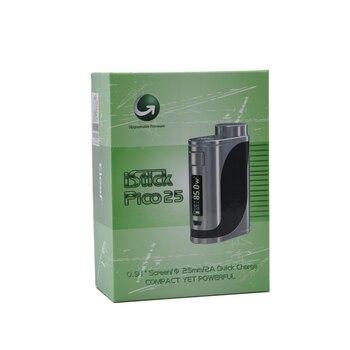 Eleaf – kit de Cigarette électronique iStick Pico 25, 85W, sans batterie, avec atomiseur RDA RTA