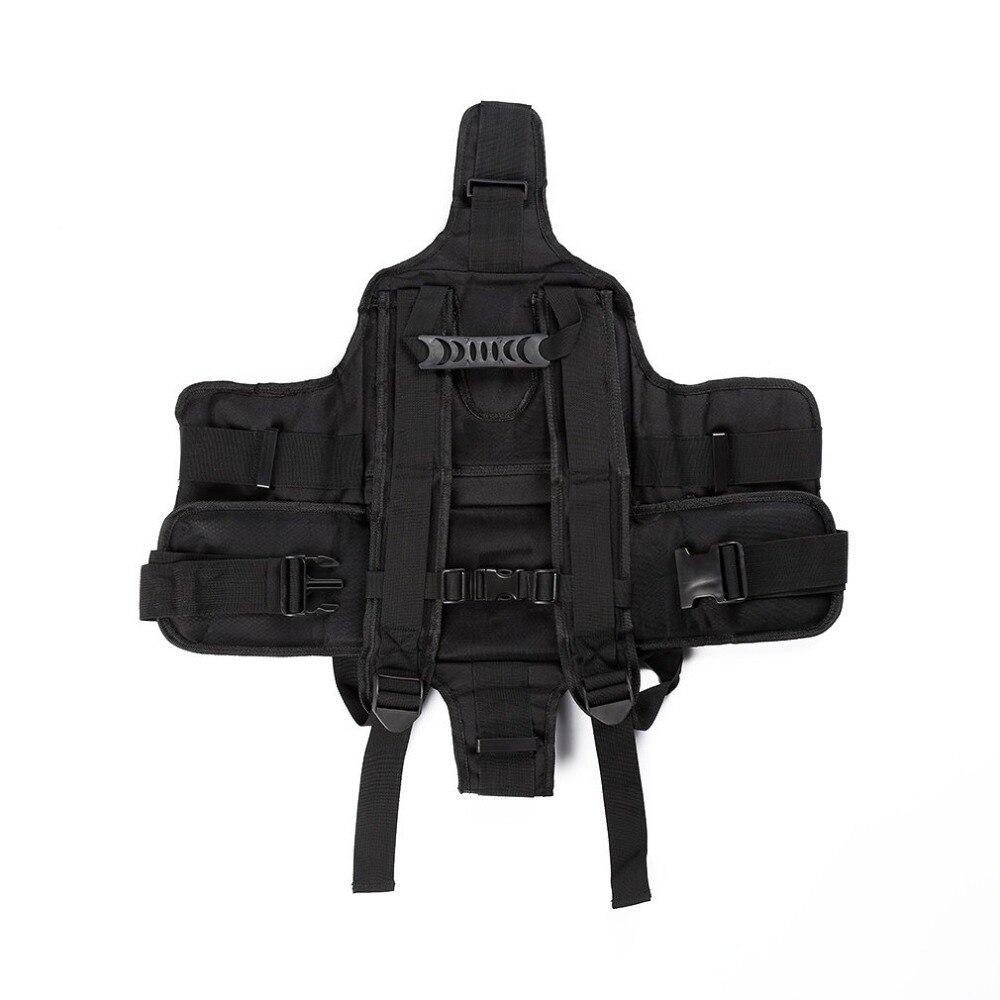 Путешествия плеча рюкзак ремень адаптер идеально подходит для вдохновлять 1 Мультикоптер случае регулируемый нагрудный и мягкий поясной р...