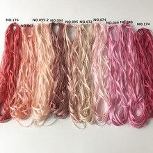 4 мм 10-50mts/рулон чистого шелка однотонные ленты для вышивки, мягкие на ощупь
