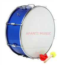 24 inch Blue Afanti Music Bass Drum BAS 1472