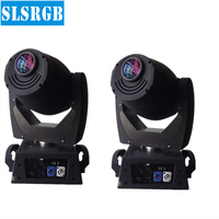 2pcs Lot Professional LED 90w Moving Head Mixed Pattern Spot Light Professional Stage Lighting LED Gobo