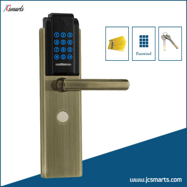 US $65.0 |Office electronic door entry pin code lock keyless house on