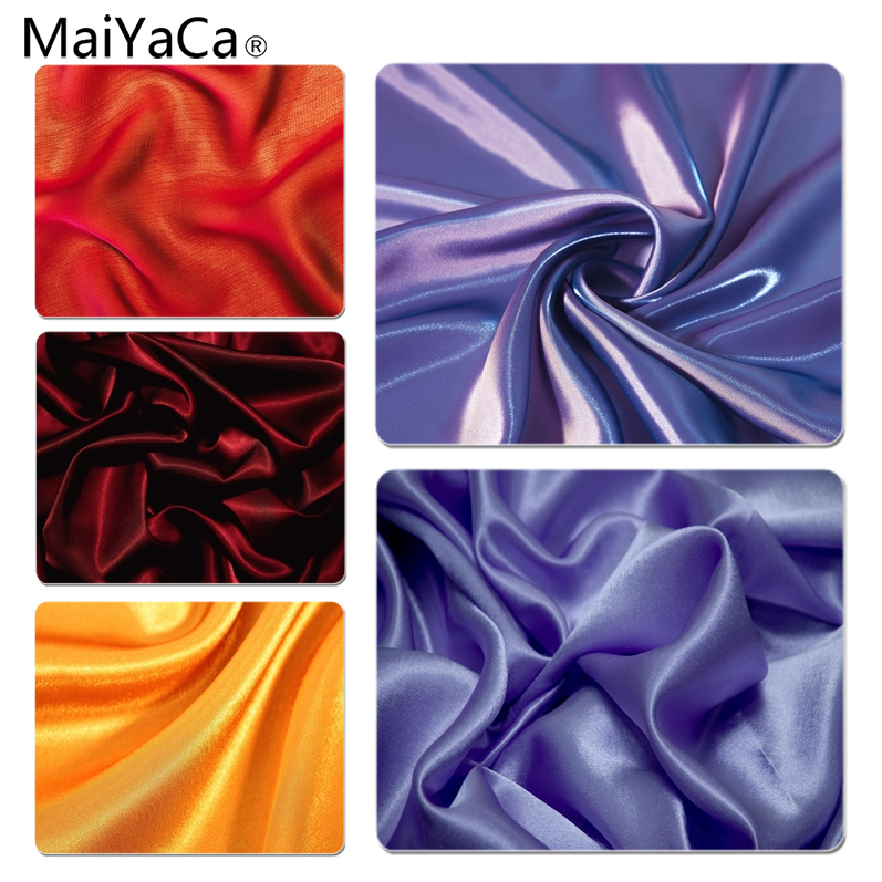 MaiYaCa Texture fabric Gamer Speed Mice Retail Small Rubber Mousepad Size for 25x29CM Speed Version Gaming Mousepads