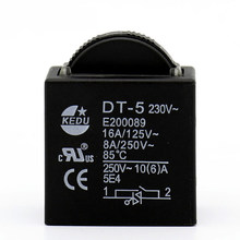 DT-5 250/125V 8/16A Wheel Type Built-in Thyristor Dustproof AC Speed Control Switch for Electric Power Tools(China)