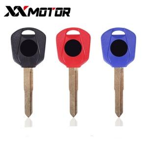 12PCS Motorcycle Uncut Keys Blank Key For HONDA CB400 VTR250 VTEC JADE CB-1 VT250 JADE250 Hornet 250 CBR250 CBR400 MC19 MC22(China)