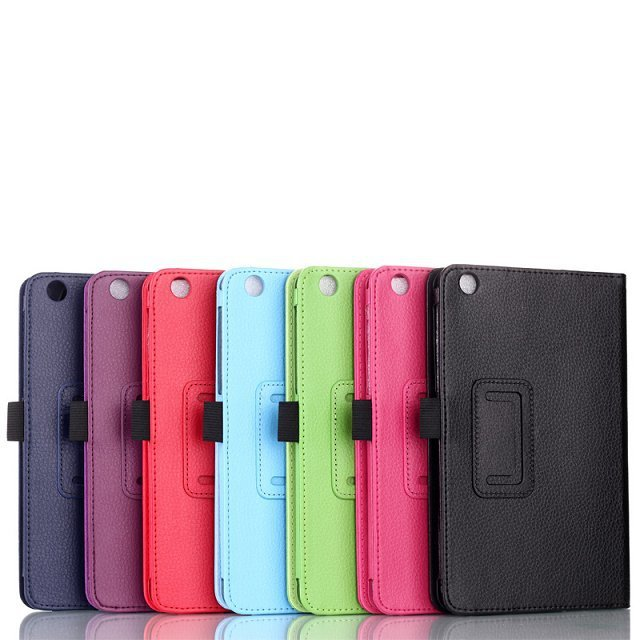 Tablet PU Leather Case cover voor lenovo A5500 Tab ideatab A8 7-Color - Tablet accessoires - Foto 6