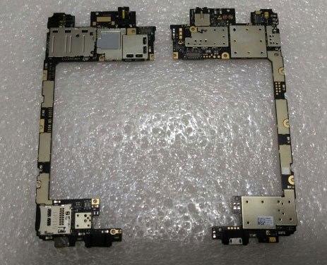 Ymitn Logement Mobile Électronique panneau carte mère Carte Mère Circuits Câble Pour Lenovo Vibe tir Z90 Z90-7 Z90A40 (3 gb + 32 gb)