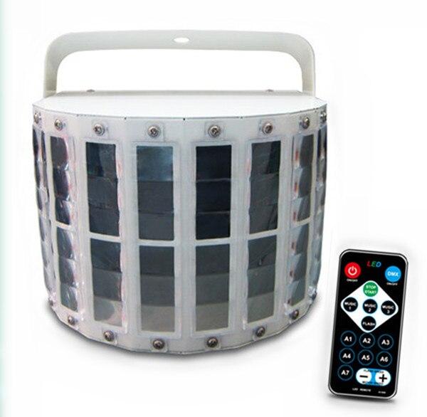 9 Colors Professional Stage DJ 30W KTV 6 Channel Dmx Laser Light Bar Lights Sound Control Music Control Flicker Stage light