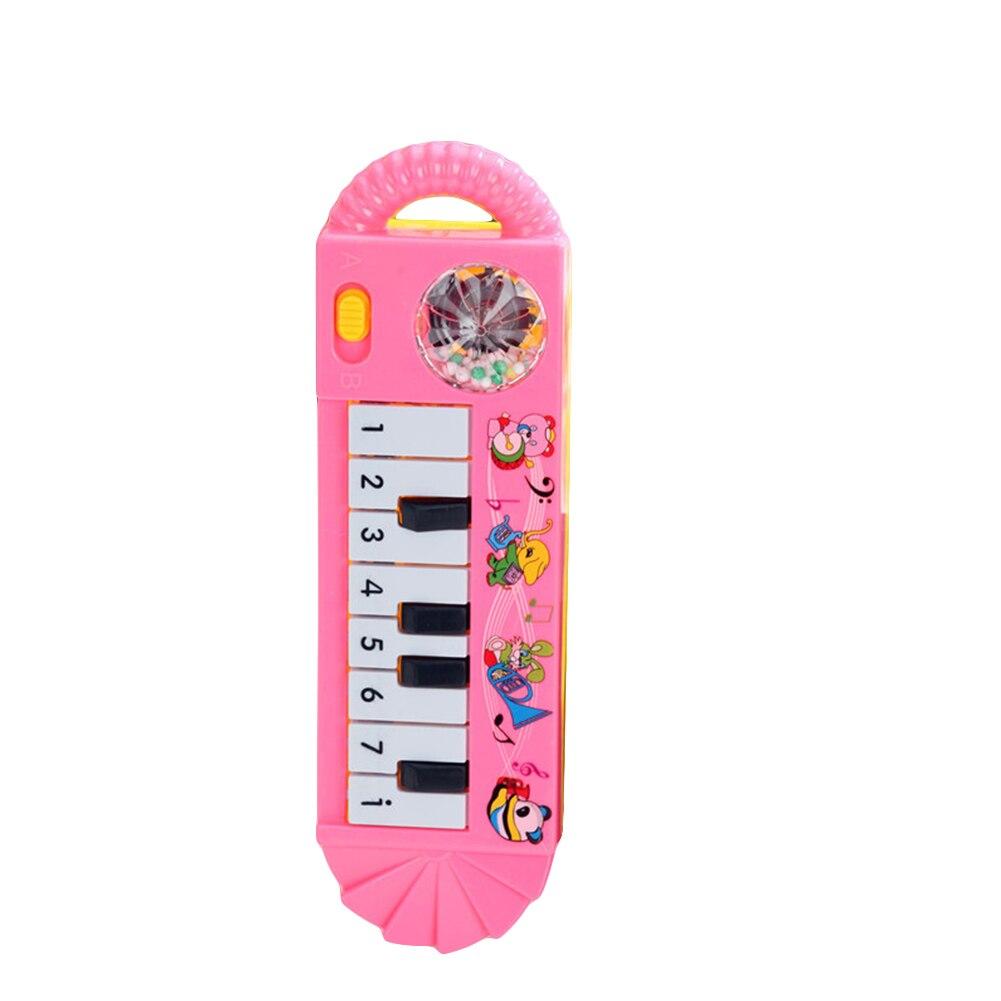 Sensibile Nuovo Del Bambino Infant Toddler Bambini Musicale Tastiera Di Pianoforte Primi Giocattoli Educativi Ultimi Design Diversificati