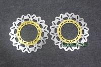 Motorcycle Front Brake Disc Rotors For XJ600 S'Diversion' 98 03/XJ 600N 98 03 Universel