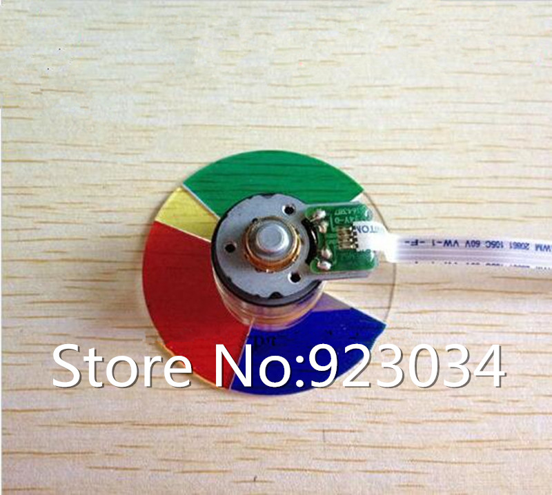 Wholesale BEN.Q PB8240 color wheel Free shipping wholesale ben q pb6215 color wheel free shipping