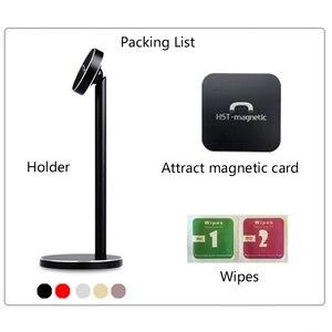 Image 5 - Магнитный Настольный держатель для мобильного телефона, подставка для телефона iPhone XS Max XR 6 6s 7 8 X Plus 5 5s 5c Xiaomi Redmi 6 Pro Huawei Mate 20