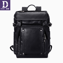 DIDE 2019 New Anti-thief Fashion mens backpacks 15 Inch Laptop Backpack school bag Male travel bags bagpack Cover Waterproof