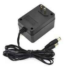 Xunbeifang adaptador de corriente alterna 3 en 1, enchufe estadounidense, cargador de fuente de alimentación para NES, SNES, SEGA Genesis