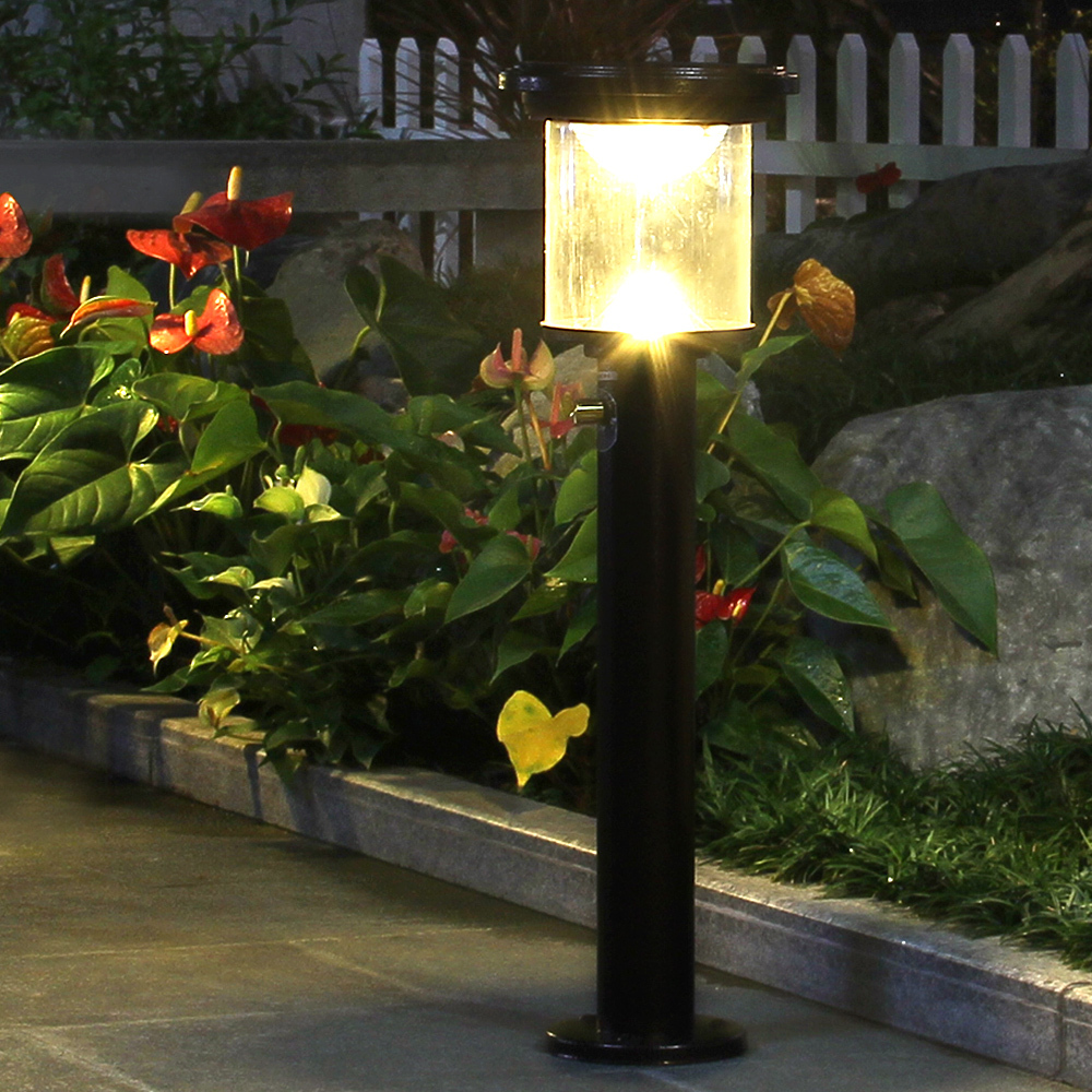 Dimmable Outdoor Patio Lights: Outdoor Solar Power Yard Lawn Lights 12V Led Dimmable