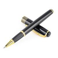 Элитный бренд ручка металлическая корпоративная черные туфли высокого качества Золото шариковые ручки для школы письменная работа в офисе...