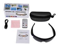 HD 1080 P Солнцезащитные очки для женщин модные спортивные видеокамера Цифровой аудио Камера видео DVR Cam Регистраторы для наружного с пульта дистанционного управления